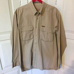Men's Woolrich Button Down Shirt